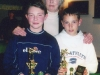 GP2001 - A - Jnr Hcap Winners