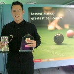 Zak Richardson, 2012 English Club Champion