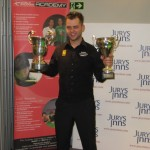 Jimmy Robertson 2009 English Champion and main tour professional. First coached by us from the age of 9.